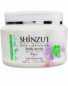 Shinzui Skin Lightening Body Scrub
