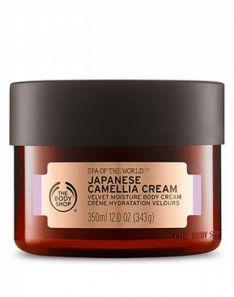The Body Shop Japanese Camellia Cream