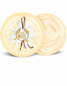 The Body Shop Vanilla Bliss Body Butter