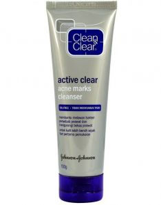 Clean And Clear Active Clear Acne Marks Cleanser