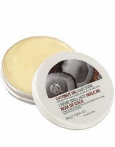 The Body Shop Coconut Oil Hair Shine