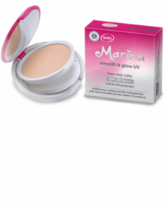 Marina Smooth Glow UV Two Way Cake