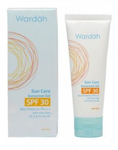 Wardah Sunscreen Gel SPF 30