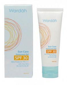Wardah Sunscreen Gel SPF 30
