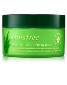 Innisfree Aloe Revital Sleeping Pack