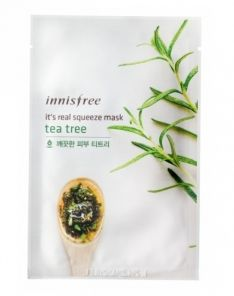Innisfree It's real Squeeze Mask