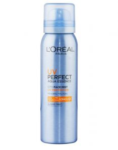 L'Oreal Paris UV PERFECT AQUA ESSENCE CITY FACE MIST SPF50+ | PA++++