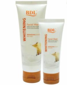 BDL whitening facial wash