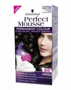 Schwarzkopf Perfect Mousse Permanent Foam Color