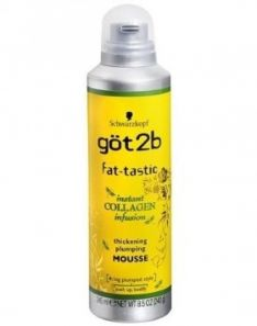 Schwarzkopf Got2b Fat Tastic Thickening Plumping Mousse