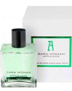 ZARA WOMAN Apple Juice