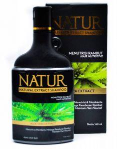 Natur Pencuci Rambut Alami