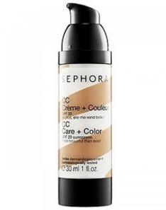 Sephora CC & Face Cream