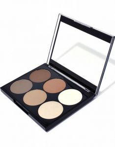 City Color Contour Effects On-The-Go Palette