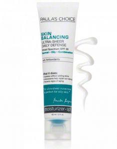 Paula's Choice Skin Balancing Ultra-Sheer Daily Defense