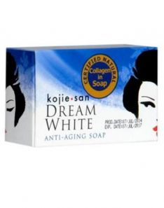 Kojie San Dream White Anti-Aging Soap