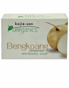 Kojie San Pureganics Whitening Soap