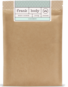 Frank Coconut Body Scrub