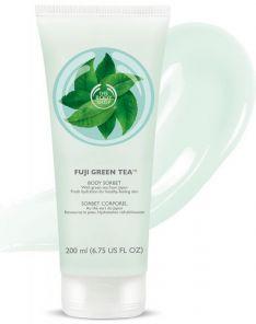 The Body Shop Fuji Green Tea Body Sorbet