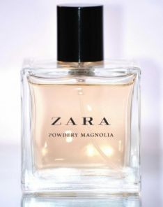 ZARA WOMAN Powdery Magnolia