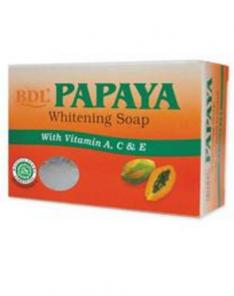 BDL Papaya Soap