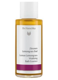 Dr Hauschka Lemon Lemongrass Vitalising Bath Essence