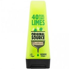 Original Source Zingy Limes Shower