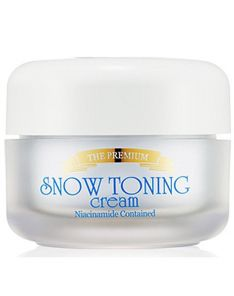 Secret Key Snow Toning Cream