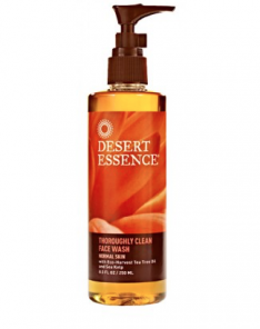 Desert Essence Thoroughly Clean Face Wash With Sea Kelp