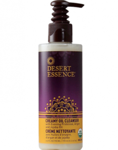 Desert Essence Creamy Oil Cleanser