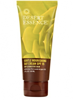 Desert Essence Gentle Nourishing Day Cream SPF 15