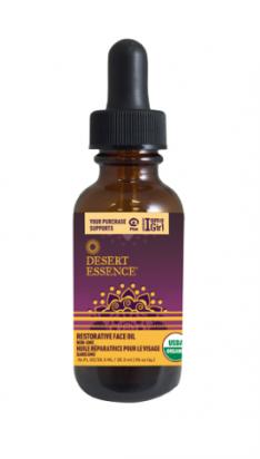 Desert Essence Restorative Face Oil