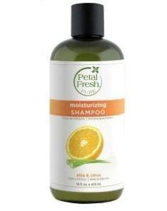 PETAL FRESH ORGANICS Moisturizing Shampoo
