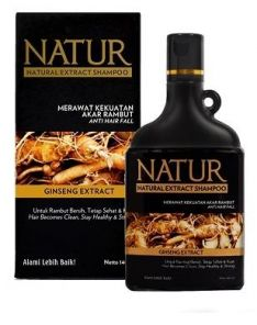 Natur Ginseng Extract Shampoo