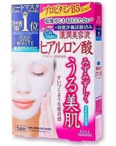 KOSE Cosmeport Clearturn Mask