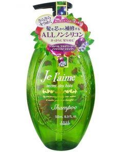 KOSE Je L'Aime Secret des Bois Deep Moist Shampoo
