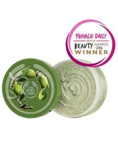 The Body Shop Olive Cream Body Scrub