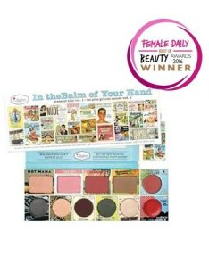 The Balm In TheBalm of Your Hands Holiday Face Palette
