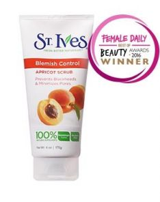 St. Ives Blemish Control Apricot Scrub