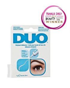 DUO Striplash Adhesive Clear