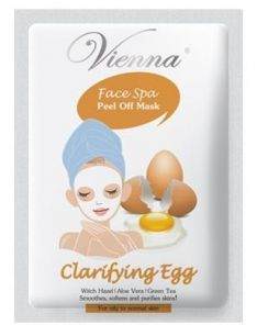 Vienna Face Spa Peel Off Mask