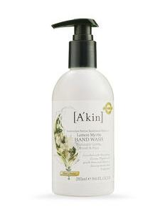 A'kin Lemon Myrtle Hand Wash