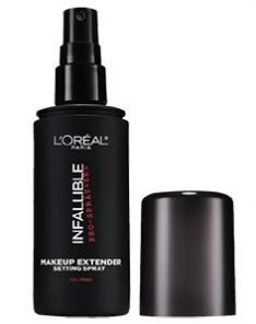 L'Oreal Paris Infallible Pro Spray & Set Makeup Extender Setting Spray
