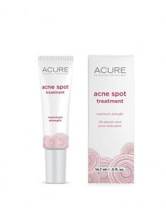 all products list of acure acne treatment female daily. Black Bedroom Furniture Sets. Home Design Ideas
