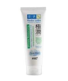 Hada Labo Gokujyun Ultimate Moisturizing Face Wash