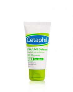 Cetaphil UVA/UVB Defense SPF 50+