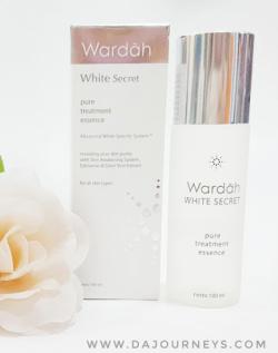 White Secret Pure Treatment Essence