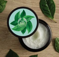 The Body Shop Fuji Greentea Hair Scrub