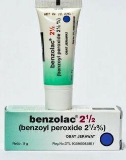 Benzoyl Peroxide 2.5%
