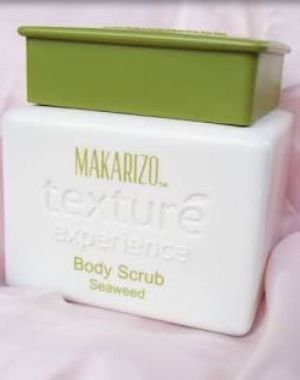 Texture Experience Body Scrub